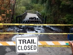 Continue reading: 'Suspicious fire' damages part of boardwalk in Abbotsford's Mill Lake Park
