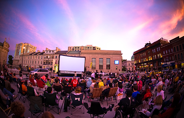 globalnews.ca - alexmazur1 - Kingston's Movies in the Square, Limestone City Bluesfest to take place next month