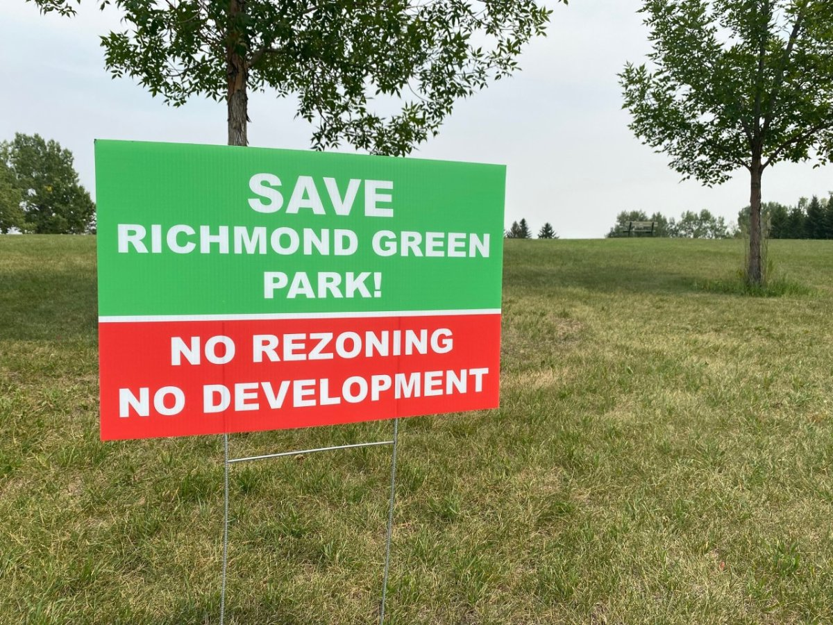 Residents in the southwest Calgary neighbourhoods near the park have been long opposed to the proposed development.