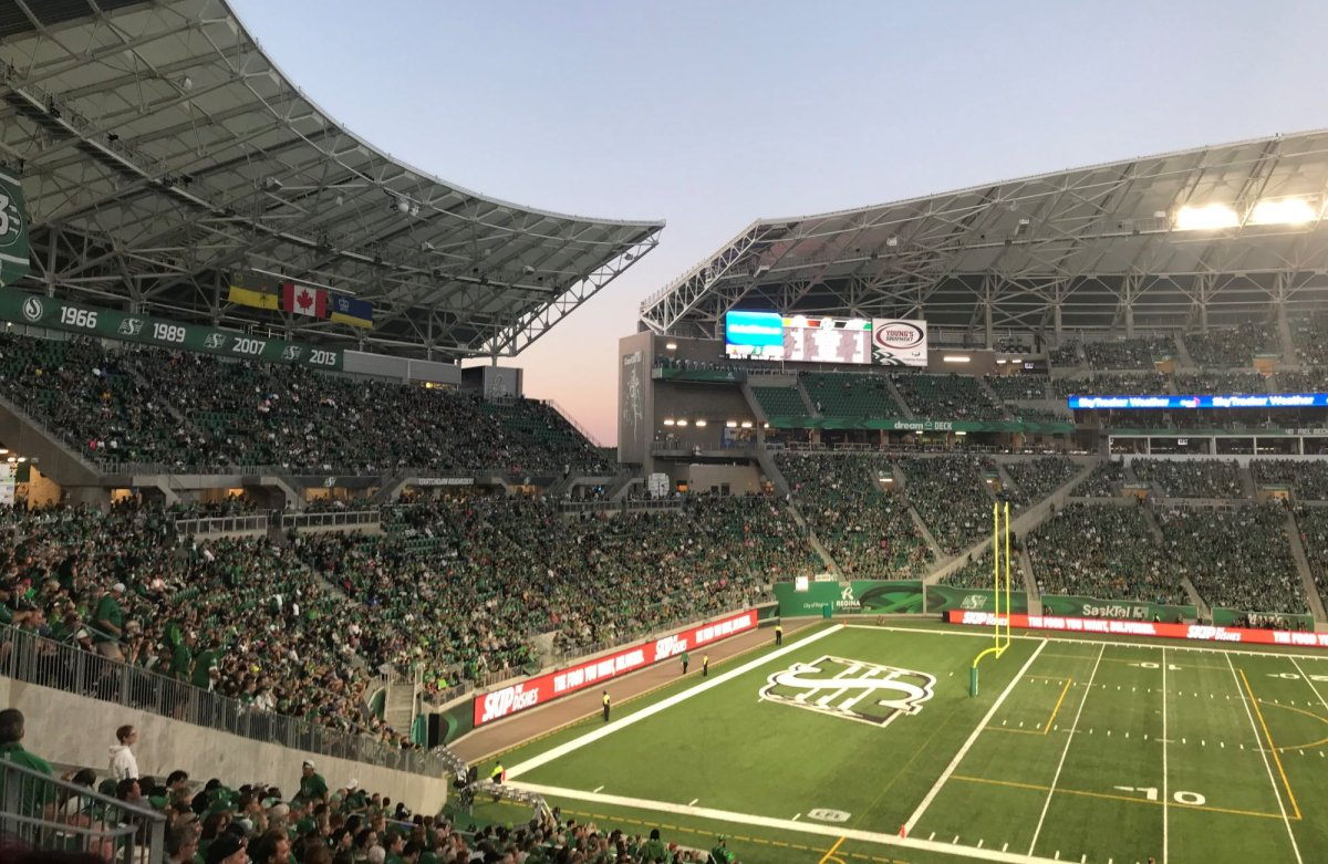In one week, the Saskatchewan Roughriders will welcome back fans with CFL action at Mosaic Stadium for the first time in 21 months.