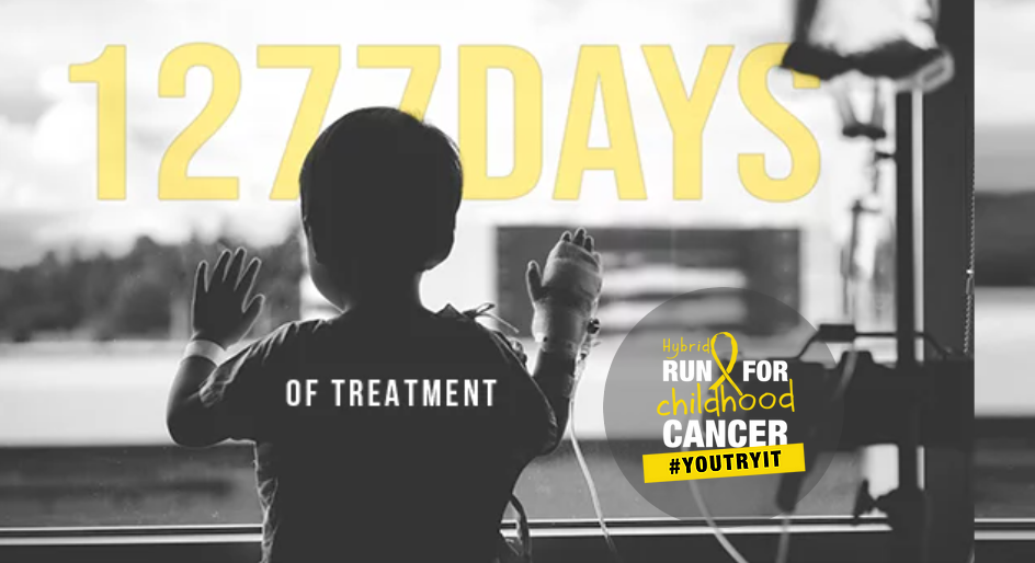 2021 Run for Childhood Cancer, supported by Global Calgary & 770 CHQR - image