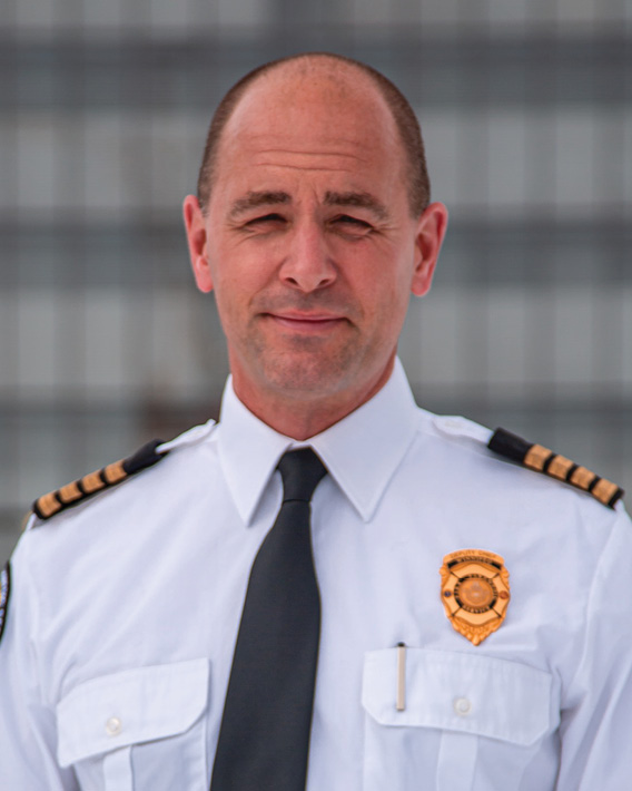 Christian Schmidt will take over for the retiring John Lane as the next chief of the Winnipeg Fire Paramedic Service.