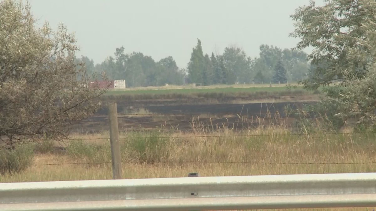 Lethbridge police believe a series of fires on July 15 and 16 in the city are suspicious.