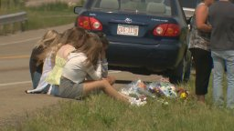 Continue reading: Community mourns loss of Springbank teens as RCMP continue to investigate fatal crash