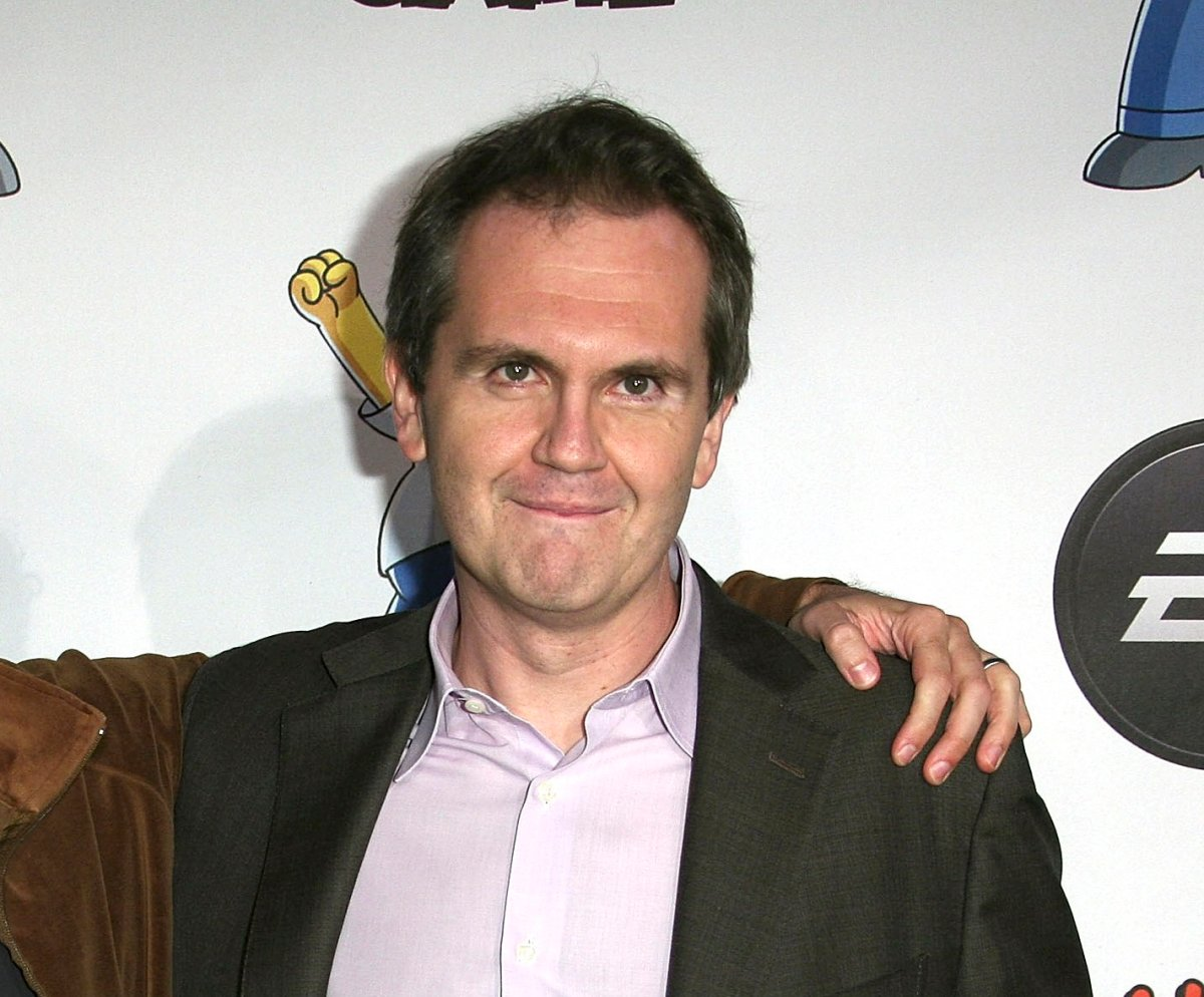 """UNIVERSAL CITY, CA - OCTOBER 30: Tim Long attends EA's Official Launch Of """"The Simpsons Game"""" at the Hard Rock Cafe on October 30, 2007 in Universal City, California."""