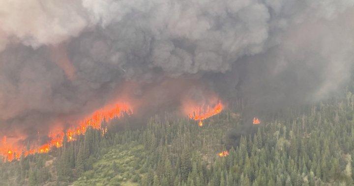 B.C. Wildfire update Saturday: More evacuations amid new heat wave | Globalnews.ca