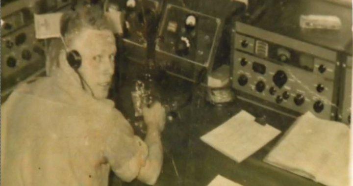 'Never told my family': Veteran revisits secret Cold War surveillance building near B.C. airport – BC
