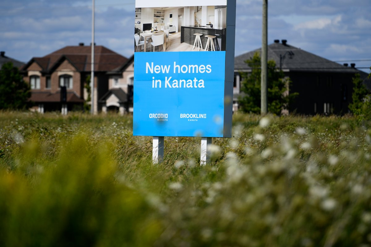 Housing stock in Ottawa is up 19-23 per cent year-over-year, according to the local real estate board.