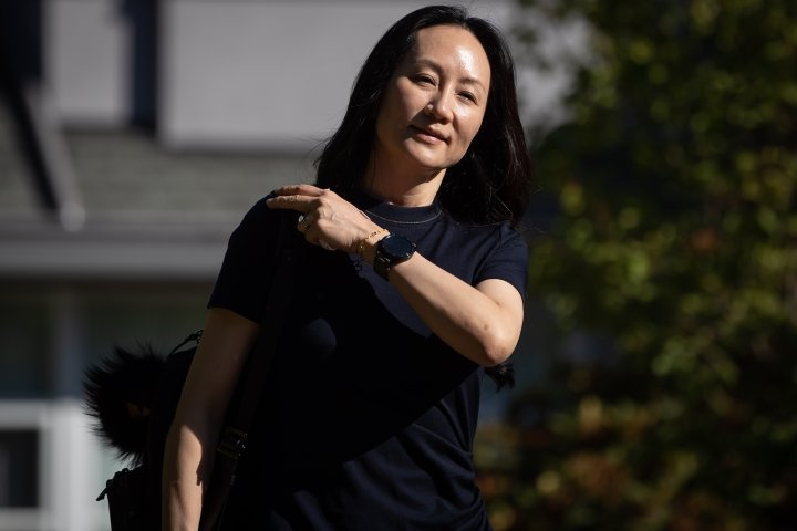 , Huawei's Meng Wanzhou expected to resolve U.S. charges, The World Live Breaking News Coverage & Updates IN ENGLISH