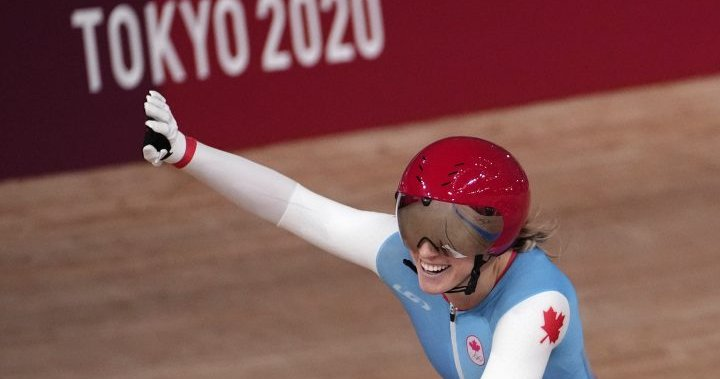 Canada's Kelsey Mitchell wins gold in 2020 Tokyo Olympics in women's track cycling sprint – National   Globalnews.ca