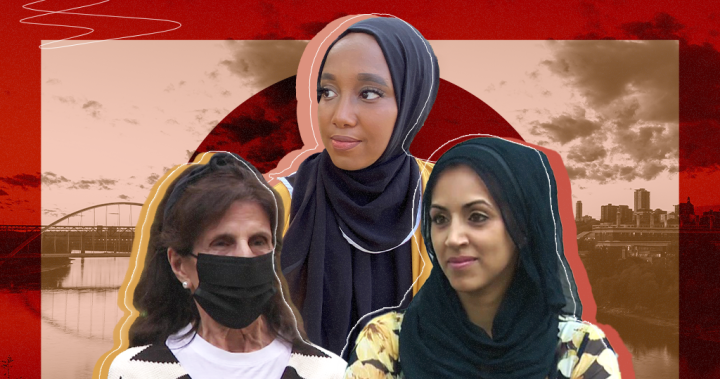 'I own all parts of my identity': 3 generations of Muslim women reflect on hate in Canada