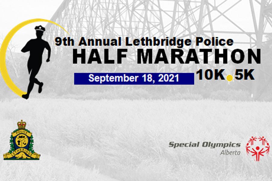 Global Lethbridge supports: Lethbridge Police Service Run - image