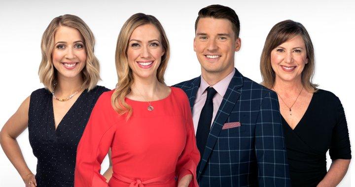 Tiffany Lizée, Blake Lough join Dallas Flexhaug and Leslie Horton on Calgary's Global News Morning – Calgary
