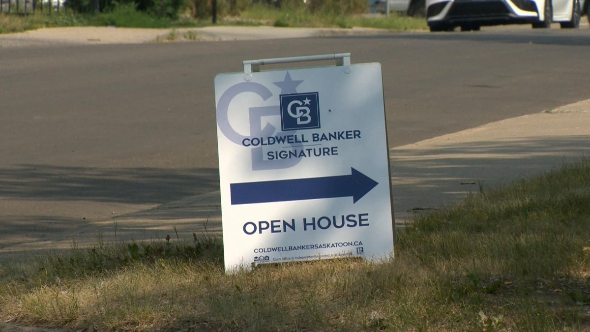 Home buyers can once again visit open homes in Saskatchewan.