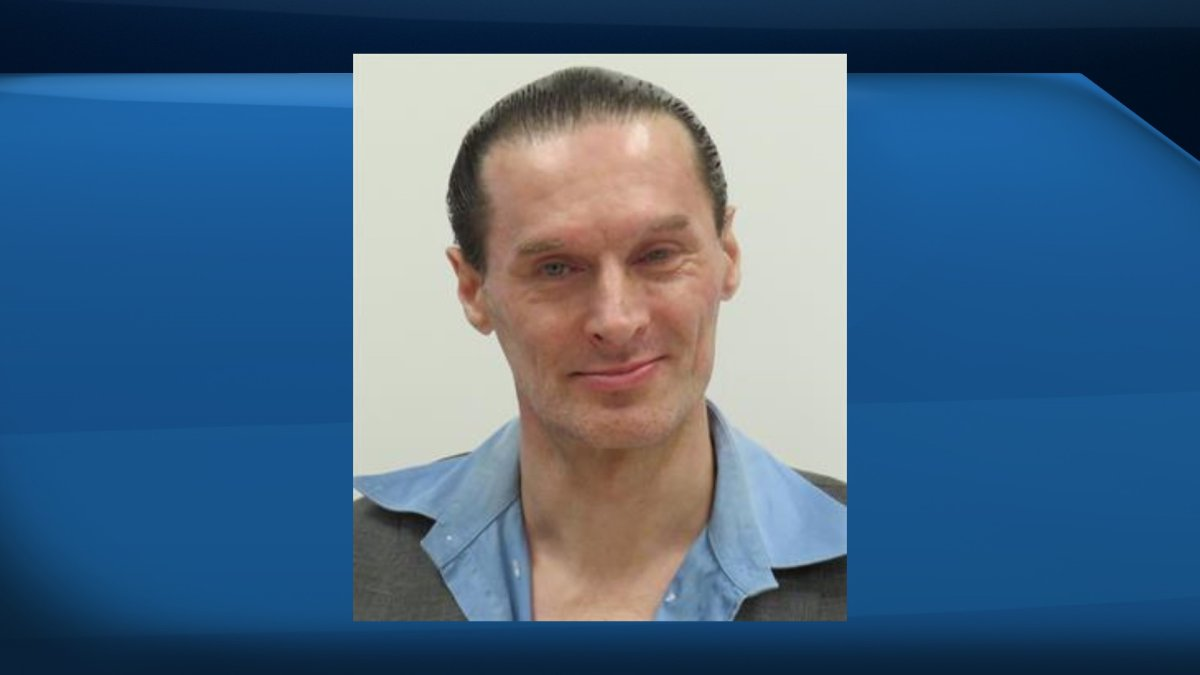 OPP are looking for 50-year-old Rejean Hermel Perron, who was last seen walking away from his halfway house in Kingston on July 30.