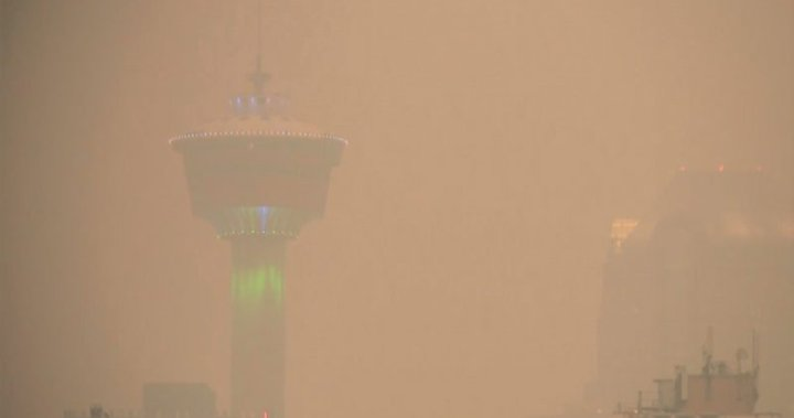 Special air quality statements lifted for Alberta as wildfire smoke dissipates