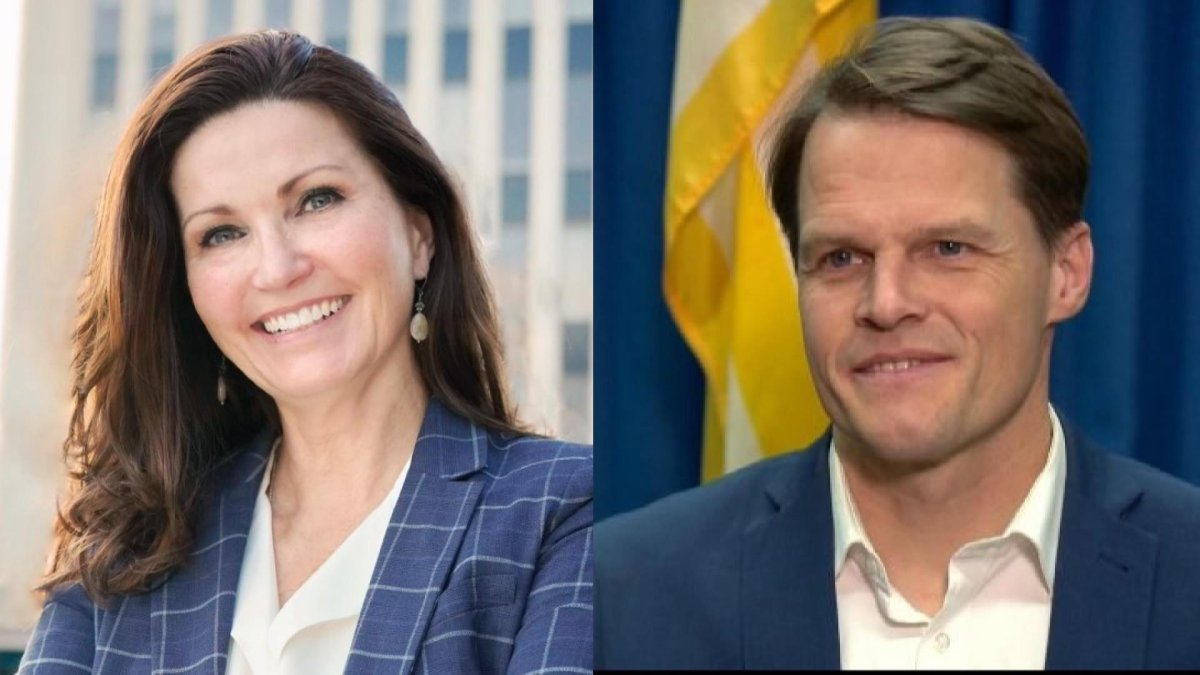 Regina Mayor Sandra Masters and Saskatoon Mayor Charlie Clark have been taking part in vaccine challenges this summer against each other to  encourage residents of both cities to get their COVID-19 shots.