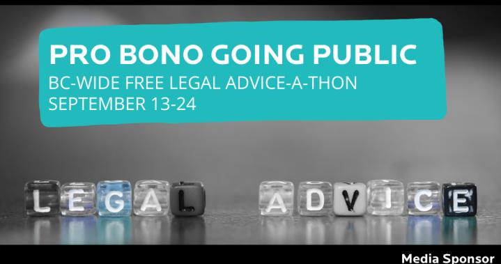 Global BC sponsors Pro Bono Going Public