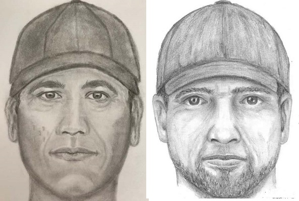 Coquitlam RCMP have released composite sketches of a suspect believed to be responsible for several indecent exposures in recent months.
