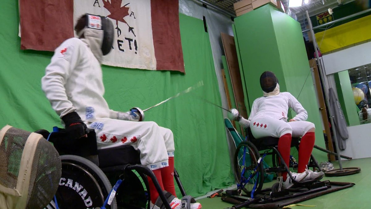 A Saskatchewan farm boy is about to embark on a journey to make his Paralympic debut in the sport of wheelchair fencing.