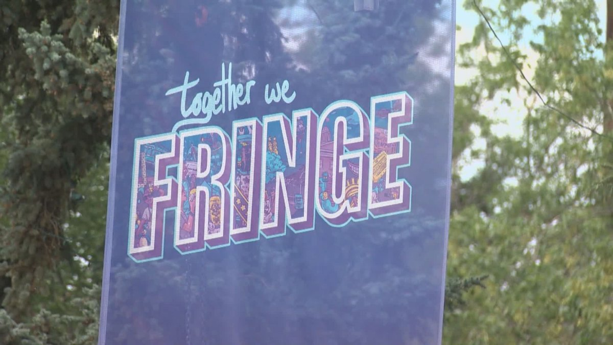 Edmonton Fringe Festival organizers announced tickets are 'pay what you can' August 14, 2021.