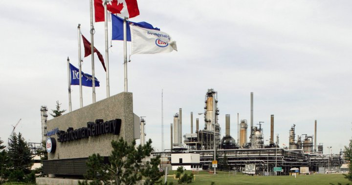Imperial Oil to produce renewable diesel at Strathcona refinery using locally grown crops