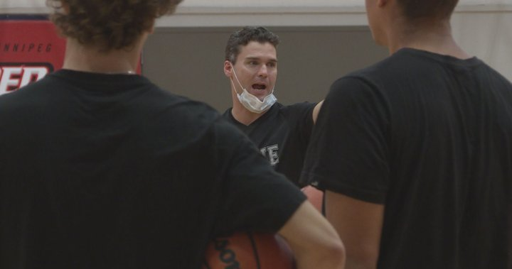 August 2021 Coach of the Month: Nick Lother – Winnipeg | Globalnews.ca