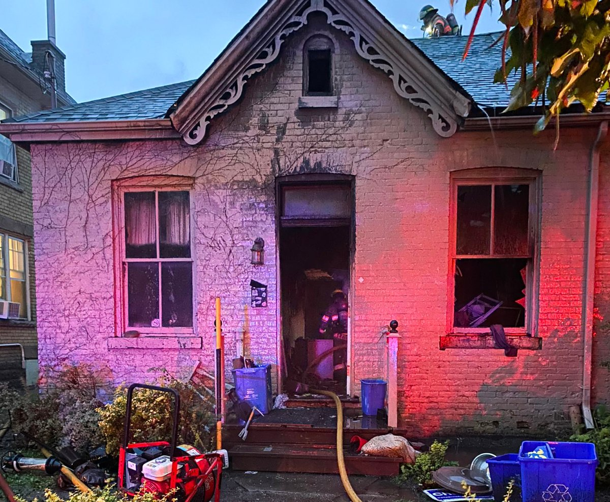 231 Waterloo St. in London, Ont., on Sept. 22, 2021.