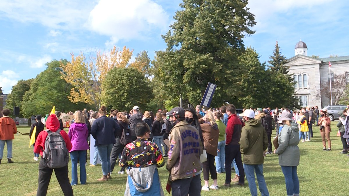Hundreds of Kingstonians participate in global climate strike - image