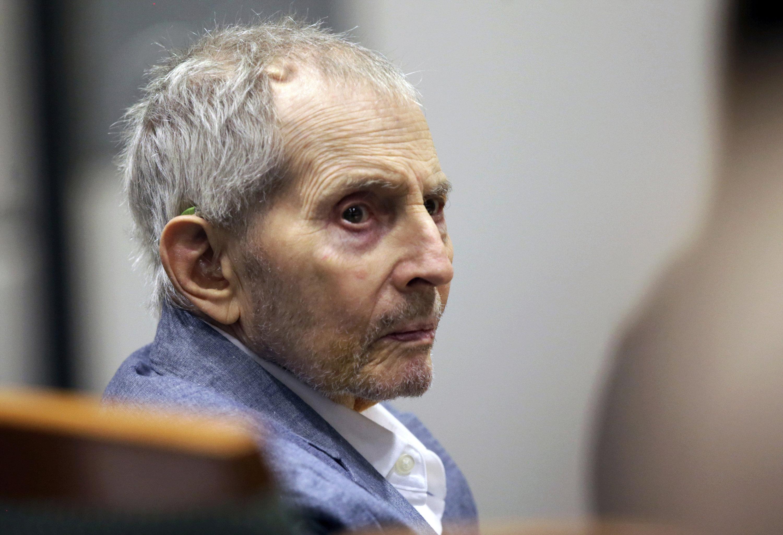 Real estate heir Robert Durst found guilty of murdering friend Susan Berman