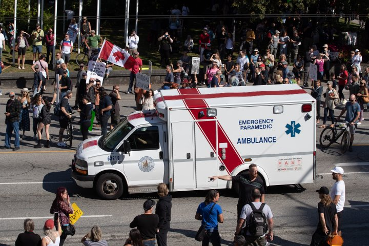 , COMMENTARY: The U.S. anti-vax movement is contaminating Canada, The World Live Breaking News Coverage & Updates IN ENGLISH