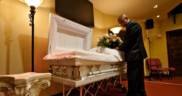 Over 50,000 have died from COVID-19 in Florida — a quarter of them this summer – National | Globalnews.ca