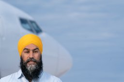 Continue reading: Jagmeet Singh to address B.C. chiefs Thursday, no response yet from Trudeau or O'Toole