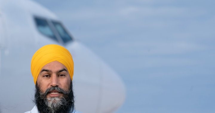 Jagmeet Singh apologizes for not accepting invite to B.C. chiefs annual meeting