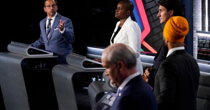 Leaders defend Quebecers as questions about discrimination erupt after debate | Globalnews.ca