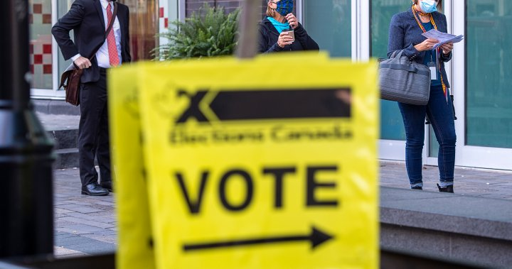 Canada election: Some disruptions reported at polls as deadline to vote looms – National | Globalnews.ca