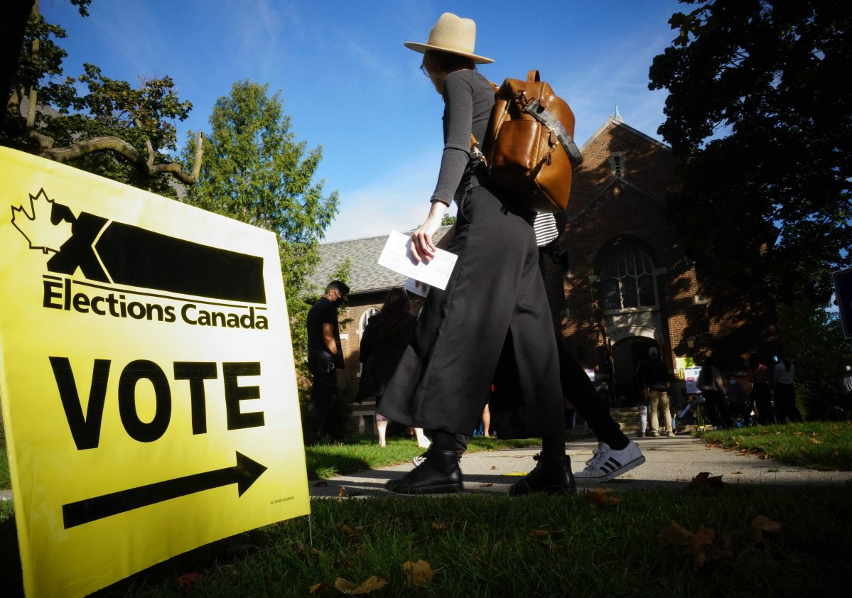 The Conservatives are looking to sweep all 14 ridings in Saskatchewan to repeat the feat from the 2019 federal election.