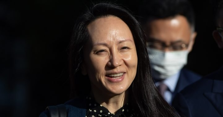 China welcomes Meng Wanzhou's return, but silent on 'Two Michaels' released