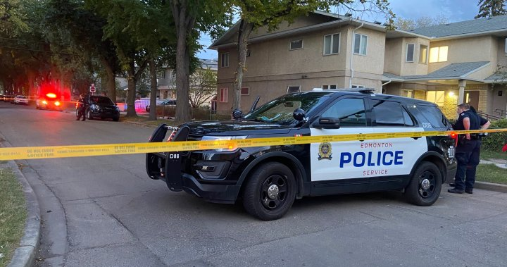 Charge laid in connection with weekend stabbing death in central Edmonton – Edmonton | Globalnews.ca