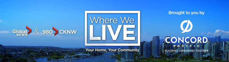 Global BC and 980 CKNW Where We Live 2021