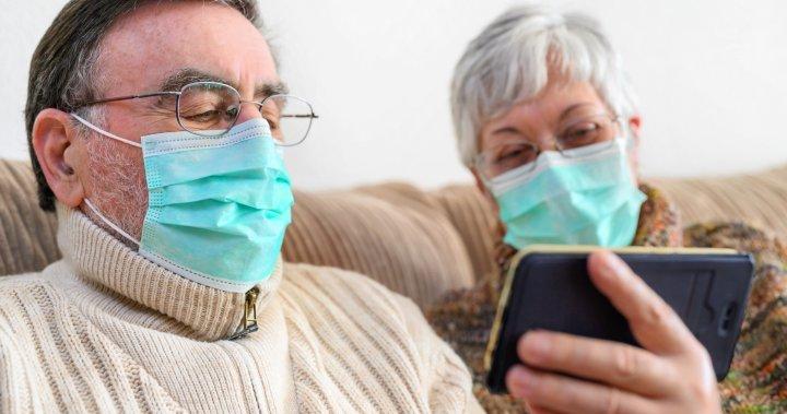 COVID-19: Quebec tightens mask mandate in some private seniors' residences | Globalnews.ca