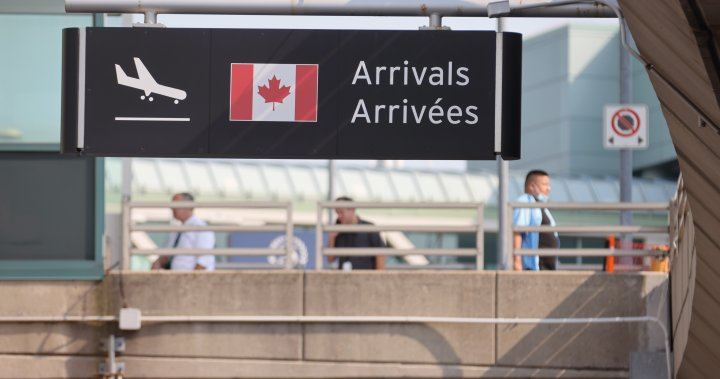 Canada eases travel restrictions for fully vaccinated international travellers – National
