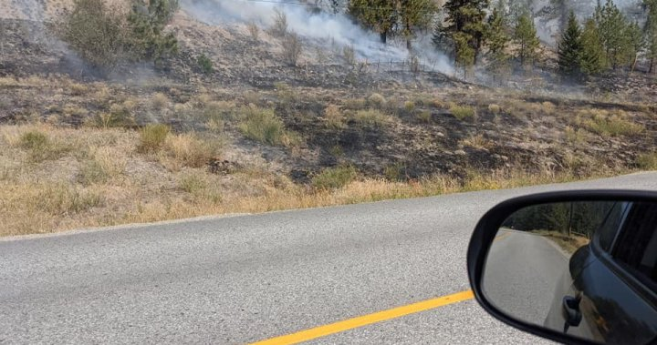 All evacuation alerts rescinded for Hedges Butte and Skaha Creek wildfires