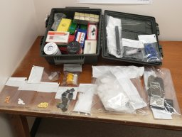 Continue reading: RCMP charge 4 individuals after seizing 1.16 kg of meth in Saskatchewan town
