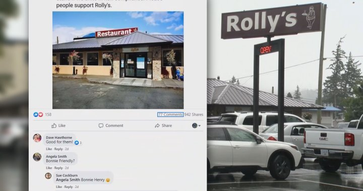 Court injunction could force Hope, B.C. restaurant defying COVID-19 health orders to close