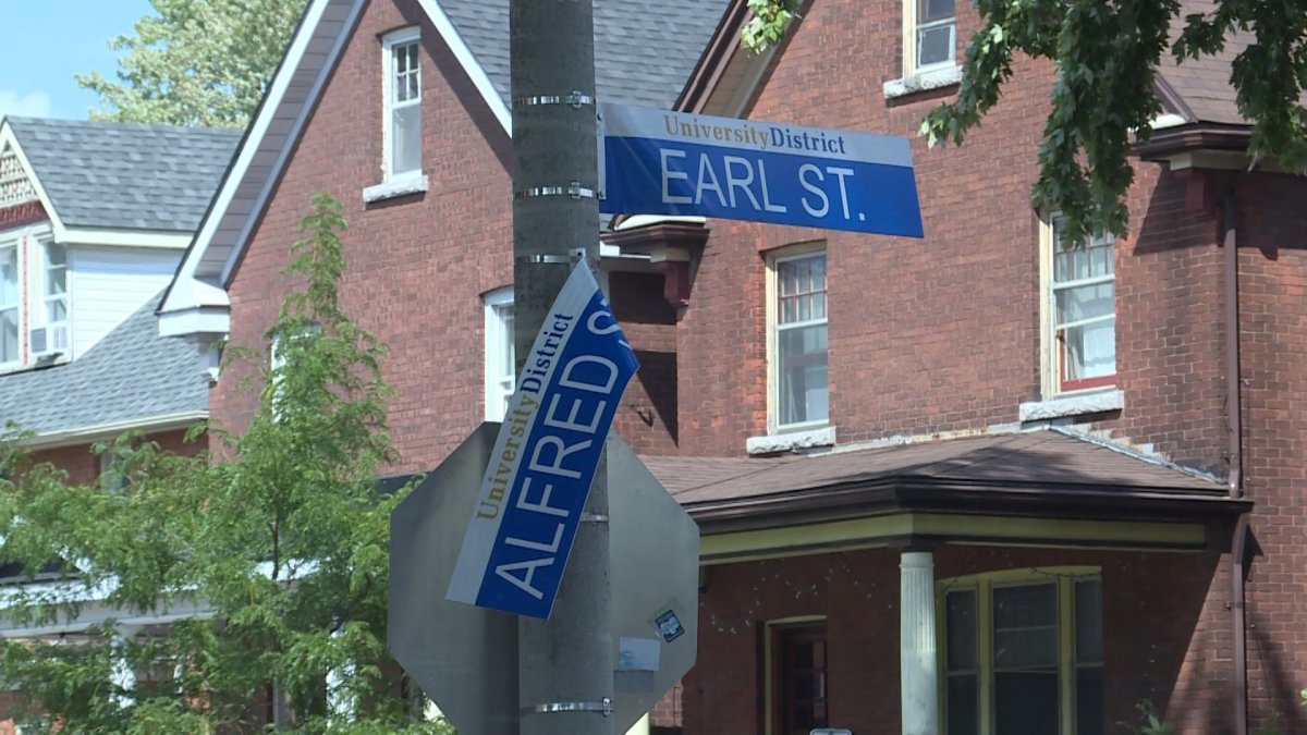 After several 'aggravated nuisance parties' were declared over the weekend, the City of Kingston is working to make the names of those charged publicly accessible.