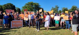 Continue reading: NDP Leader, Jagmeet Singh, makes campaign stop in Kingston, Ont.