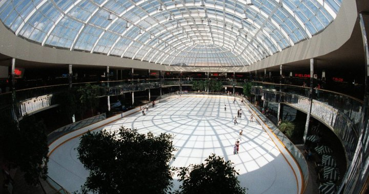 West Edmonton Mall's larger-than-life vision still attracts shoppers, stores 40 years after opening