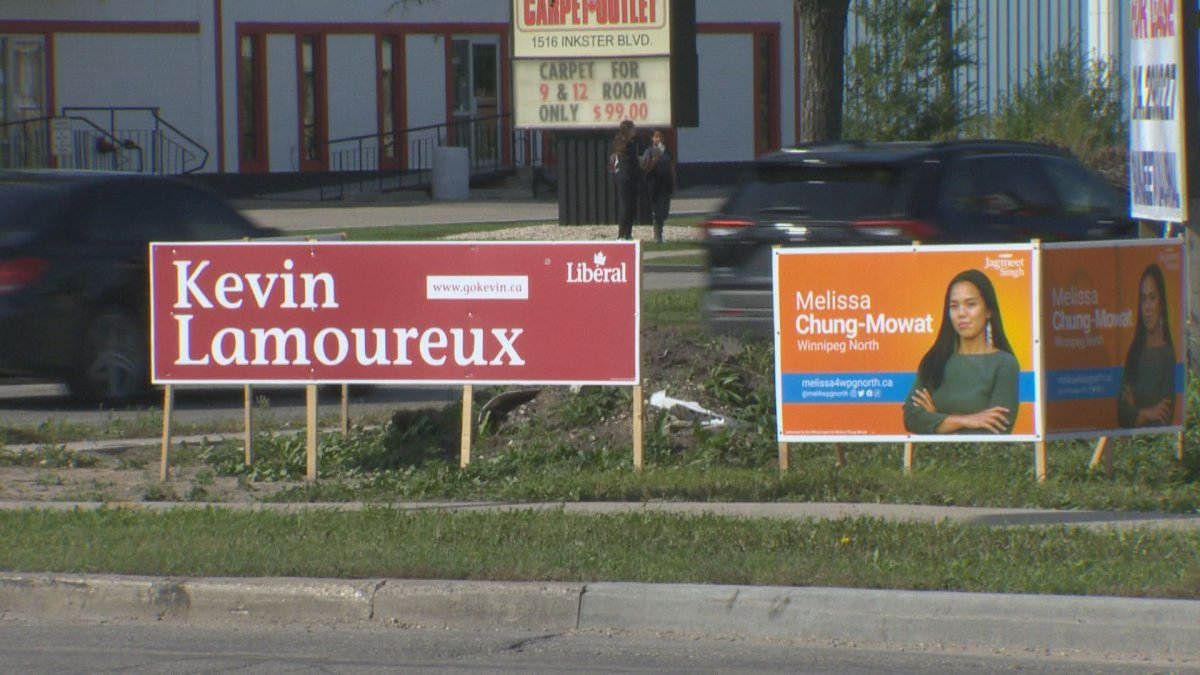 The Winnipeg North riding has historically flipped between the Liberals and the NDP since the early 1960s.