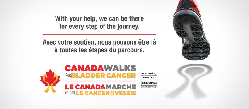Canada Walks for Bladder Cancer 2021 - image